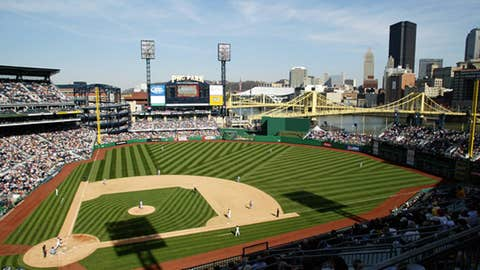 Pittsburgh Pirates — PNC Park