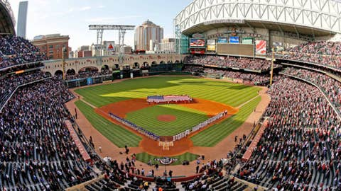 Houston Astros — Minute Maid Park