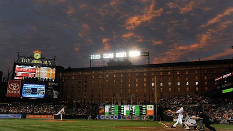 Baltimore Orioles — Oriole Park at Camden Yards