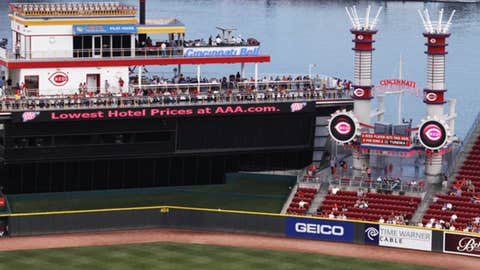Cincinnati Reds — Great American Ball Park