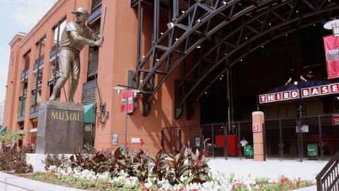 St. Louis Cardinals — Busch Stadium