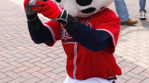 Homer the Brave, Atlanta Braves