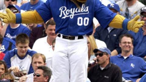 Slugerrr, Kansas City Royals