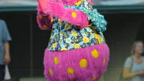 Slider, Cleveland Indians