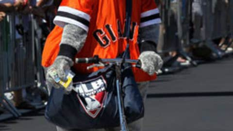 Lou Seal, San Francisco Giants