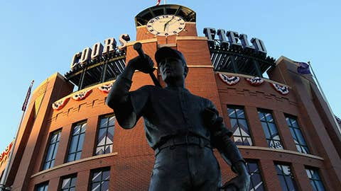 Colorado Rockies — Coors Field