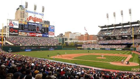 Cleveland Indians — Progressive Field