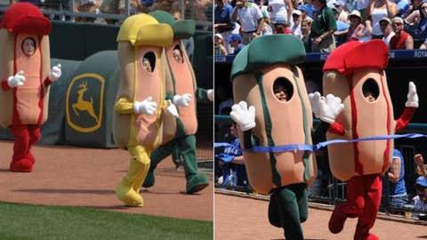 Hot Dog Derby, Royals