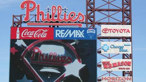 Philadelphia Phillies — Citizens Bank Park