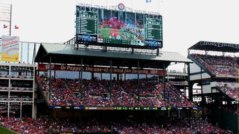 Texas Rangers — Ballpark at Arlington