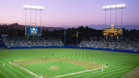 Los Angeles Dodges — Dodger Stadium