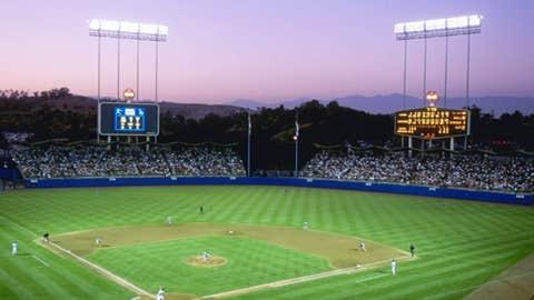Los Angeles Dodges — Dodger Stadium