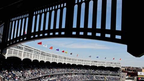 New York Yankees — Yankee Stadium