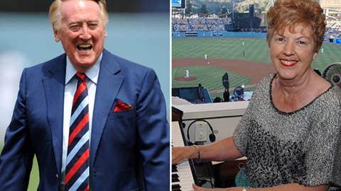 Los Angeles Dodgers — Dodger Stadium