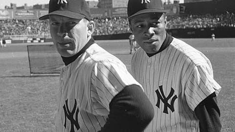 Elston Howard, New York Yankees, AL
