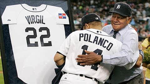 Ozzie Virgil Sr., Detroit Tigers, AL