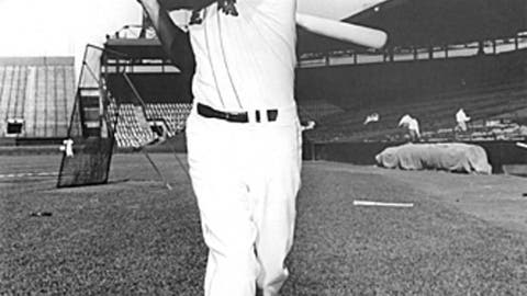 Pumpsie Green, Boston Red Sox, AL