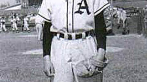 Bob Trice, Philadelphia Athletics, AL