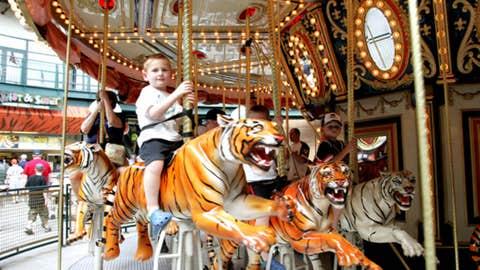 Detroit Tigers — Comerica Park