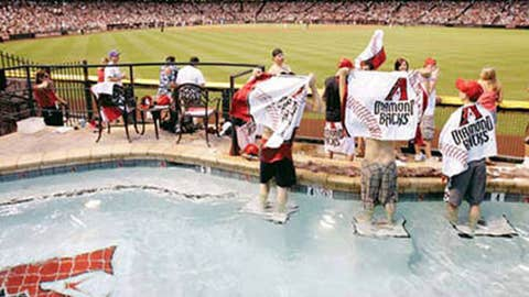 Arizona Diamondbacks — Chase Field