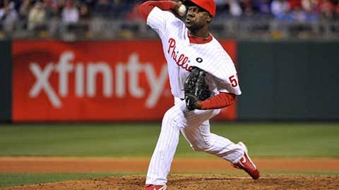 Jose Contreras, Phillies