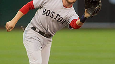 Jed Lowrie, Red Sox