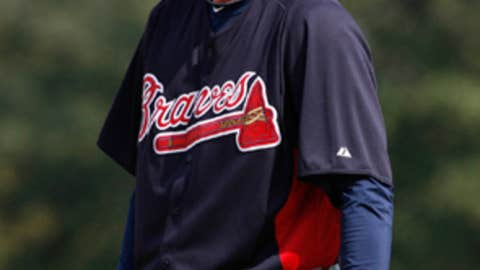 Derek Lowe, Atlanta Braves