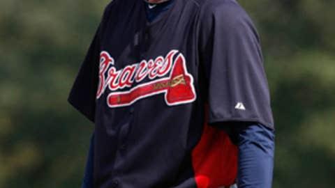 Derek Lowe, Atlanta Braves