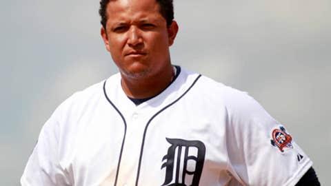 Miguel Cabrera, Detroit Tigers