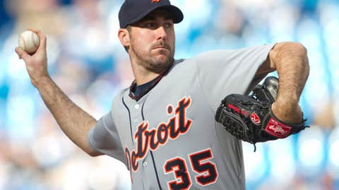 AL Cy Young: Justin Verlander, Detroit Tigers