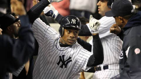 Curtis Granderson: Most likely to become President
