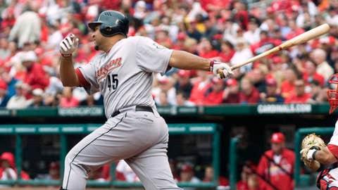 Houston Astros Carlos Lee