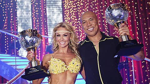 "Hines Ward, ""Dancing With the Stars,"" ""Celebrity Cook-off"""