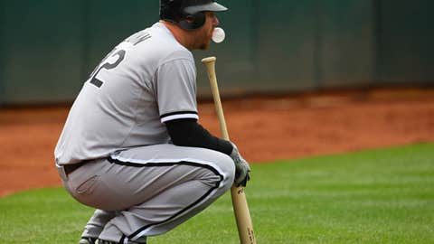 The White Sox and Adam Dunn