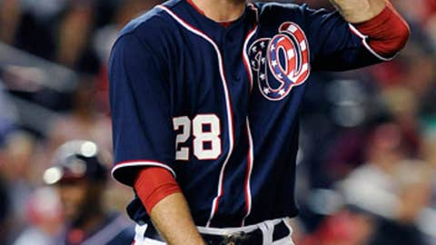 The Nationals and Jayson Werth