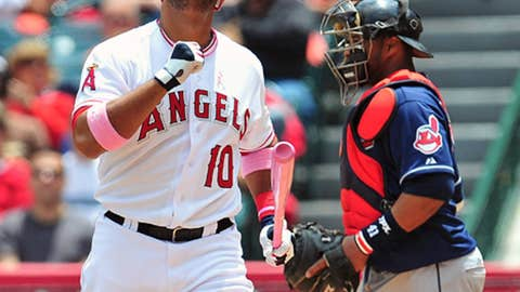 The Angels and Vernon Wells