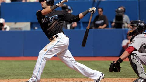 Right field — Jose Bautista, Blue Jays
