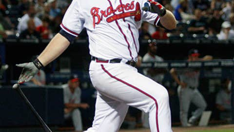 Catcher — Brian McCann, Braves