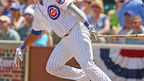 Chicago Cubs: Starlin Castro