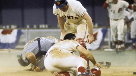 July 14, 1970, Riverfront Stadium in Cincinnati