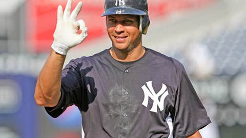 Alex Rodriguez: Rangers, 10 years, $252 million and Yankees, 10 years, $275 million