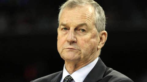 Jim Calhoun, Connecticut men's basketball