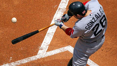 AL first base: Adrian Gonzalez, Red Sox
