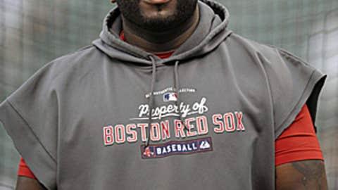 Designated hitter: David Ortiz, Red Sox