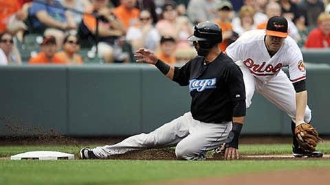 AL outfield: Jose Bautista, Blue Jays