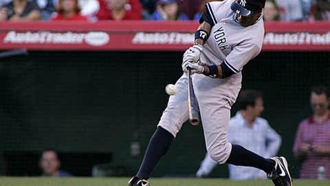 AL outfielder: Curtis Granderson, Yankees