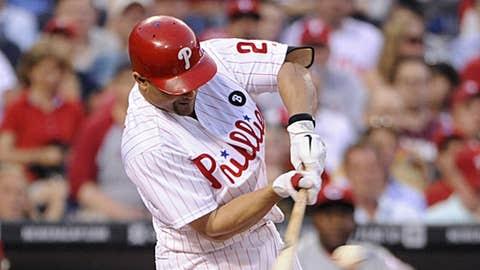 NL third base: Placido Polanco, Phillies
