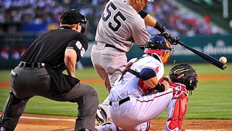 AL catcher: Russell Martin, Yankees