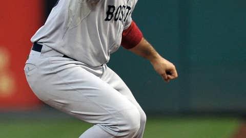 AL first baseman: Adrian Gonzalez, Boston Red Sox