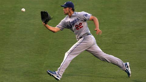 NL pitcher: Clayton Kershaw, Los Angeles Dodgers